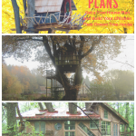 Get a Tree House Plan and Build Your Children Their Dream Tree House