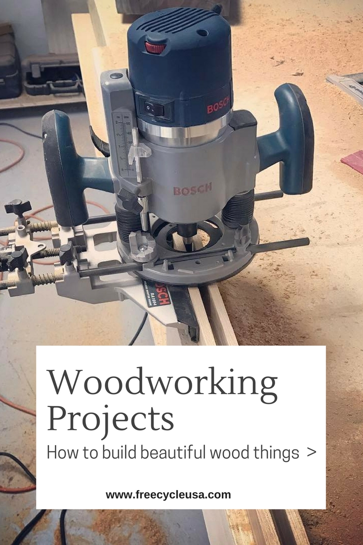 Woodworking projects and plans for beginners freecycle usa for Home woodworking projects beginners