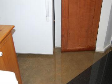 water damage kansas city