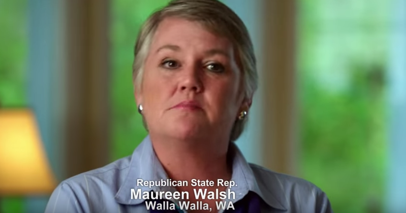 Maureen Walsh For Washington United For Marriage