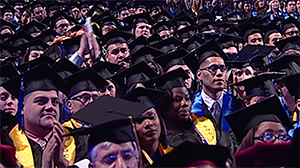 Evan Wolfson Delivers Northeastern Illinois University (NEIU) Commencement Speech
