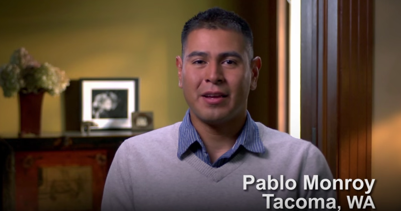 Pablo Monroy for Washington United for Marriage
