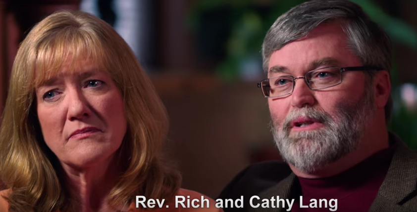 Rev. Rich and Cathy Lang For Washington United For Marriage