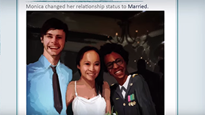 Freedom to Serve, Freedom to Marry: The Story of Monica and Naomi