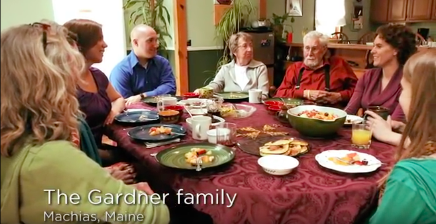 The Gardner Family - Why Marriage Matters Maine