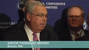 Mayor Menino is a Mayor for the Freedom to Marry