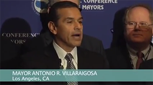 Mayor Villaraigosa is a Mayor for the Freedom to Marry