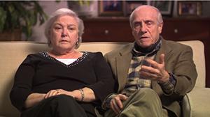 Sylvia and Tony