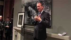 NY Attorney General Eric Schneiderman at NYC Reception