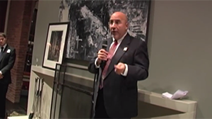 Freedom to Marry's Evan Wolfson at NYC Reception