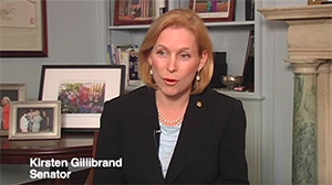 Kirsten Gillibrand Supports the Freedom to Marry