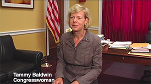 Tammy Baldwin Supports the Freedom to Marry
