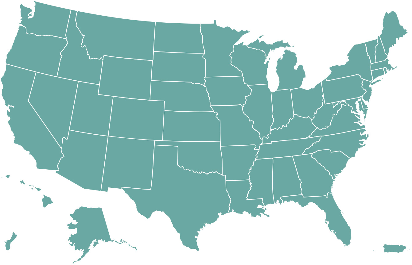 Winning In The States Freedom To Marry - Us map styates