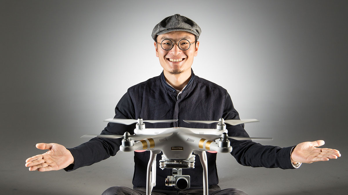 GoPro and DJI drone industry