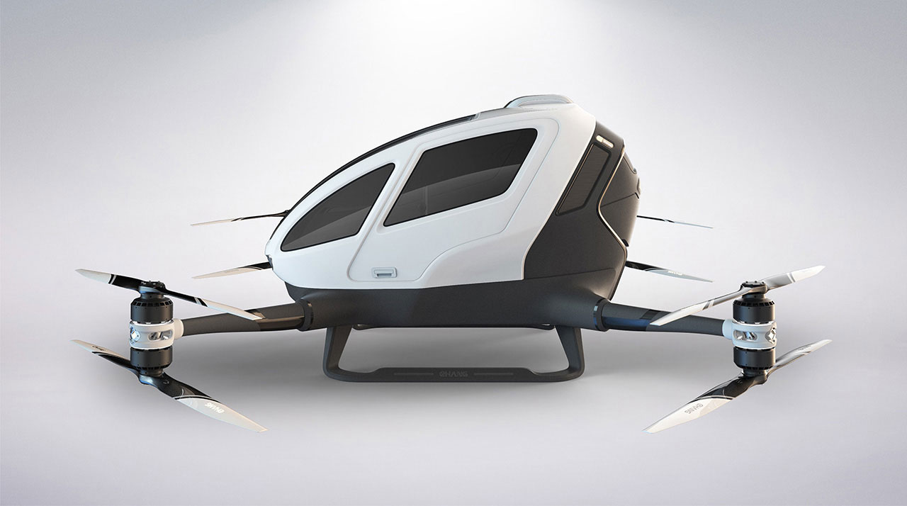 Uber Drone Company Plans Aerial Transport Tech To Beat Traffic