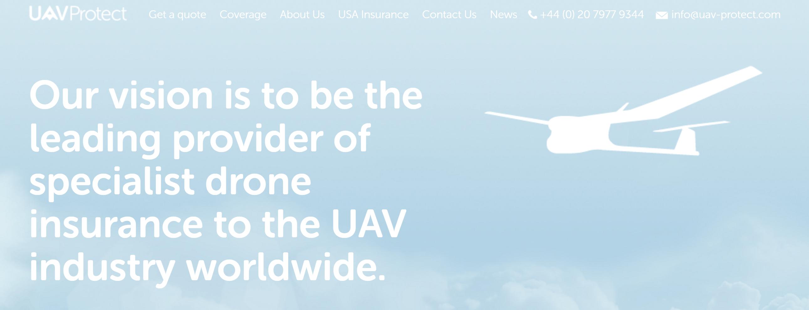uav protect drone insurance