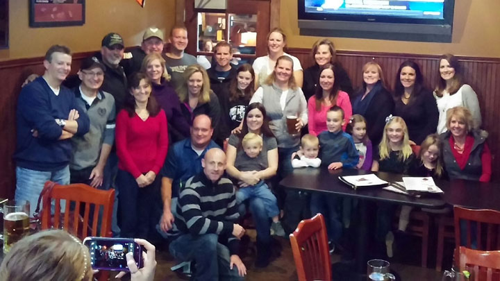 Castle Rock Boot Camp Christmas Party 2014