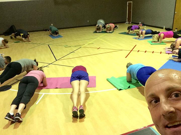 Planksgiving Challenge 2015