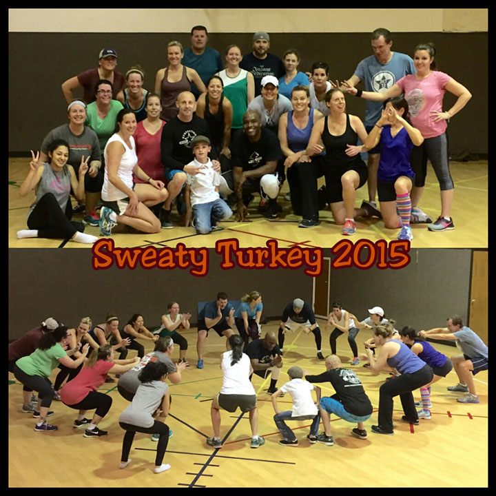 Sweaty Turkey 2015