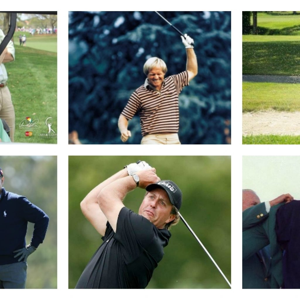 Golf's All-Time Greats