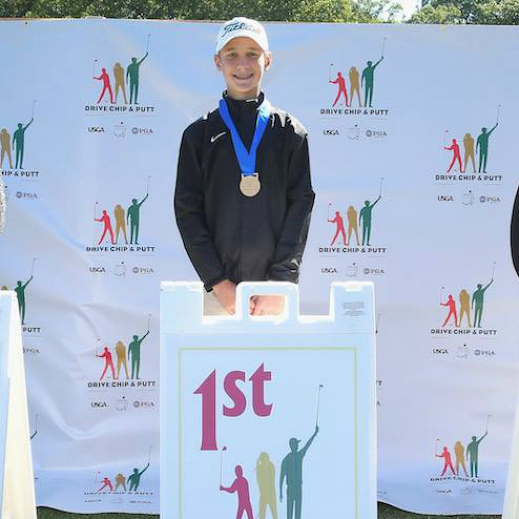 Drive, Chip and Putt Regional Winners Earn Invitations to National Finals at Augusta National Golf Club