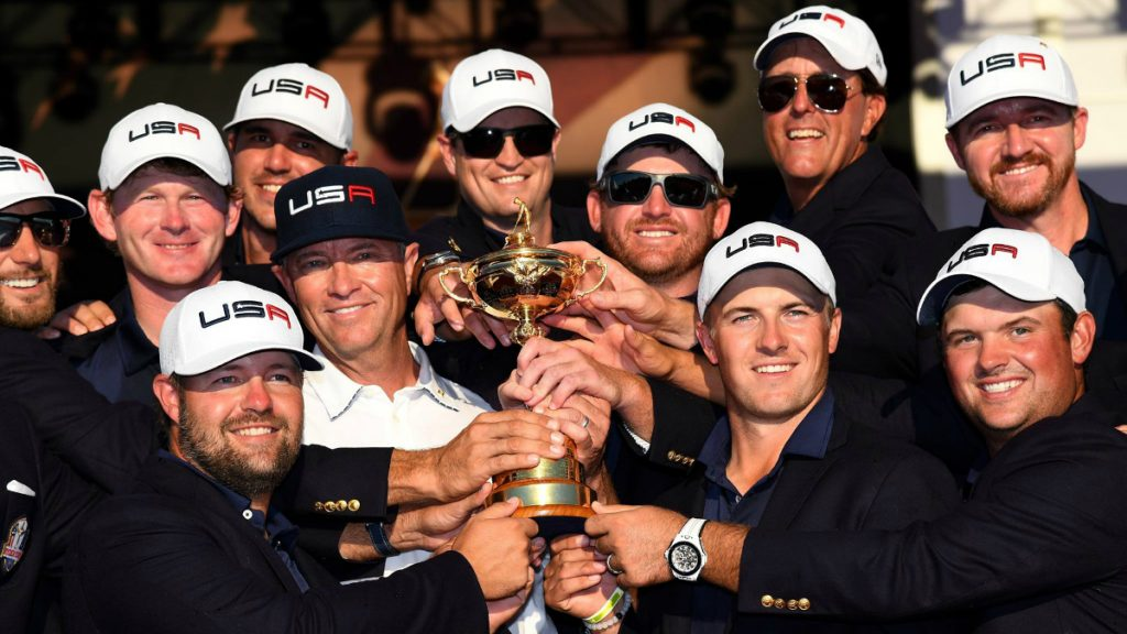 Five Ways to Improve Ryder Cup Matches
