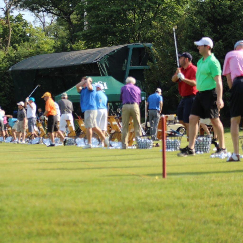 The 5 Types of People You See at the Driving Range