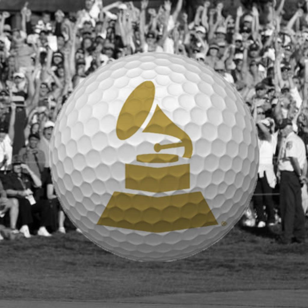 1st Annual Golf Grammy's