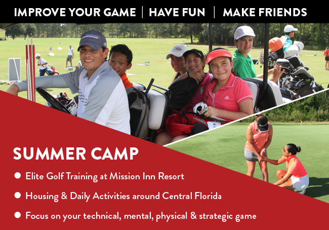 Golf Training Summer Camp - GGGA