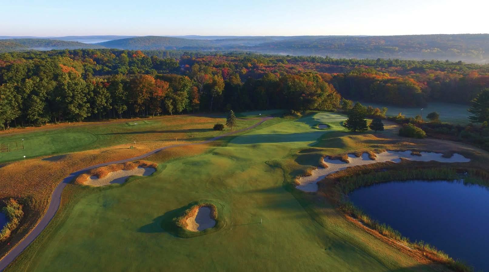 Mohegan Sun Golf Club Announces