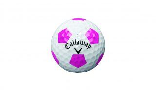Truvis Pink Golf Ball