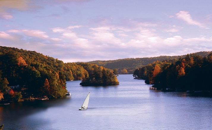 Lake Arrrowhead