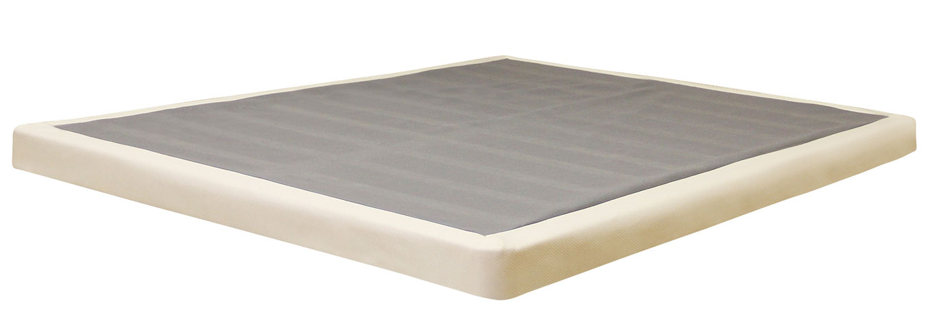 Greenhome123 Full Xl Size Low Profile Box Spring Mattress