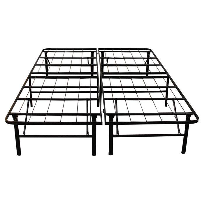 GreenHome123 Twin Full Queen King Metal Platform Bed Frame 14-inch High No Boxspring Needed at Sears.com