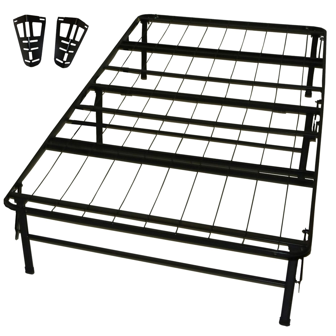 Twin platform bed frame Metal bed frame twin