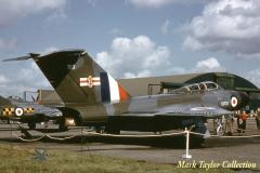 Javelin FAW5 XA703 of 41 Sqn at RAF Gaydon on 19th September, 1959 .jpg