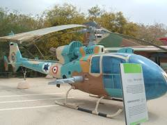 AEROSPATIALE SUPER FRELON ,  AEROSPATIALE  GAZELLE