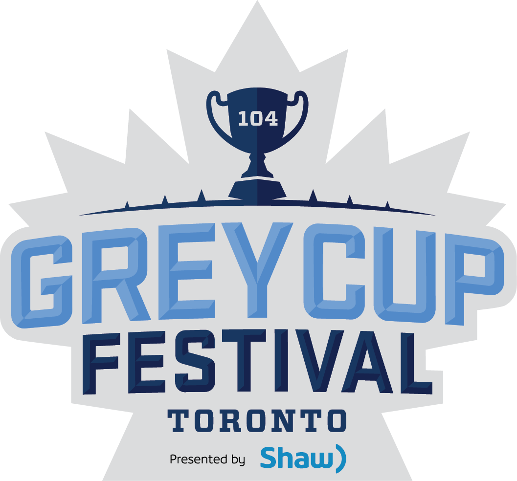 Grey Cup Festival Logo - Back to home