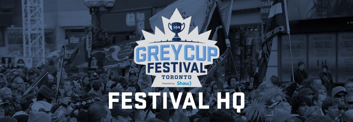 Photo for event Grey Cup Festival HQ - November 24th