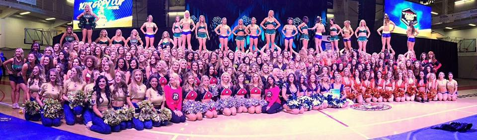 Photo for event CHEER EXTRAVAGANZA