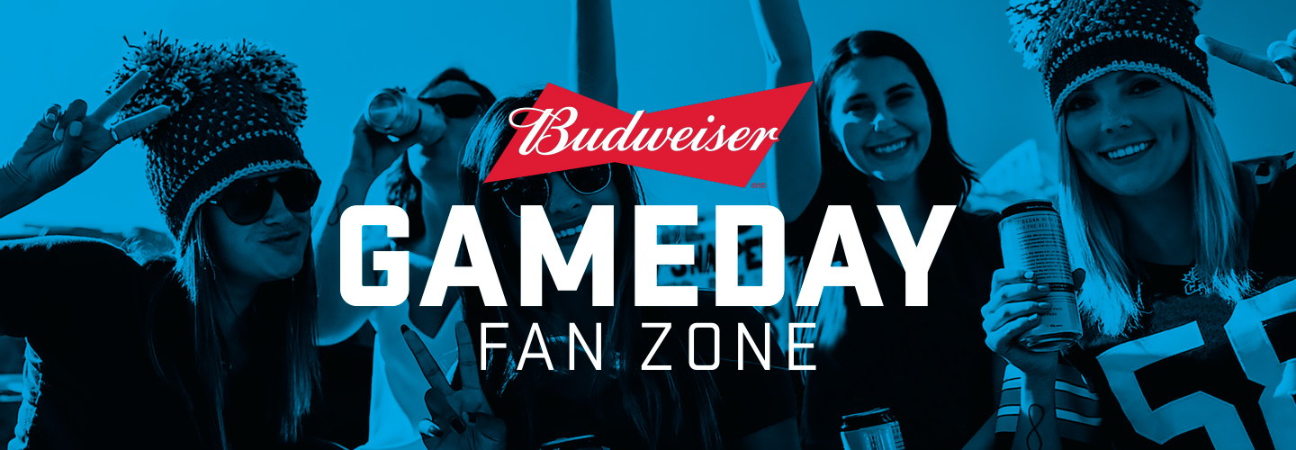 Photo for event BUDWEISER GAMEDAY FAN ZONE