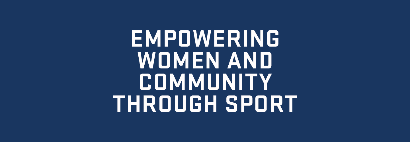 Photo for event Empowering Women and Community Through Sport