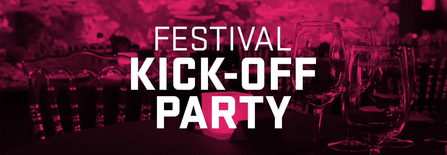 Photo for event FESTIVAL KICK OFF PARTY