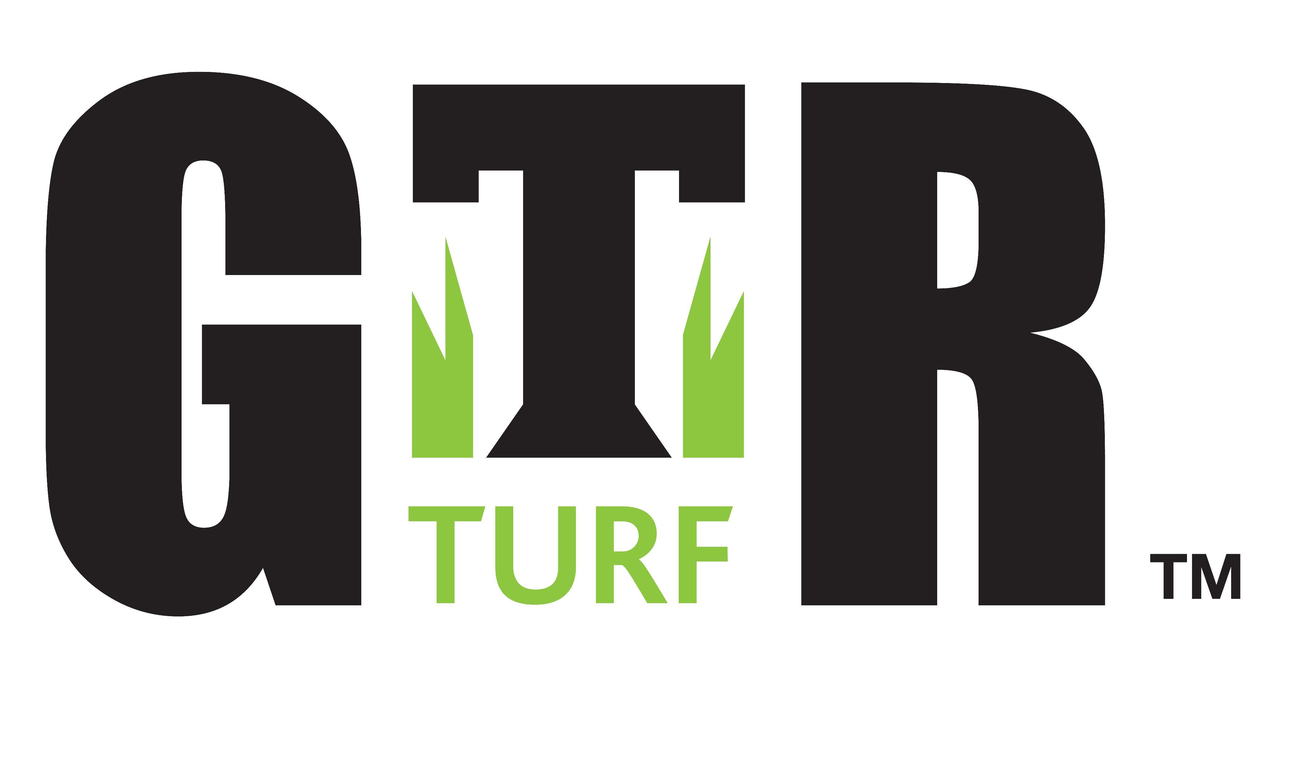 GTR Turf logo