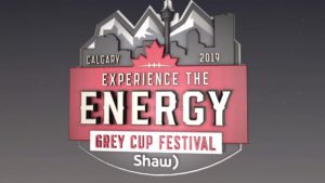 The 2019 Grey Cup Logo