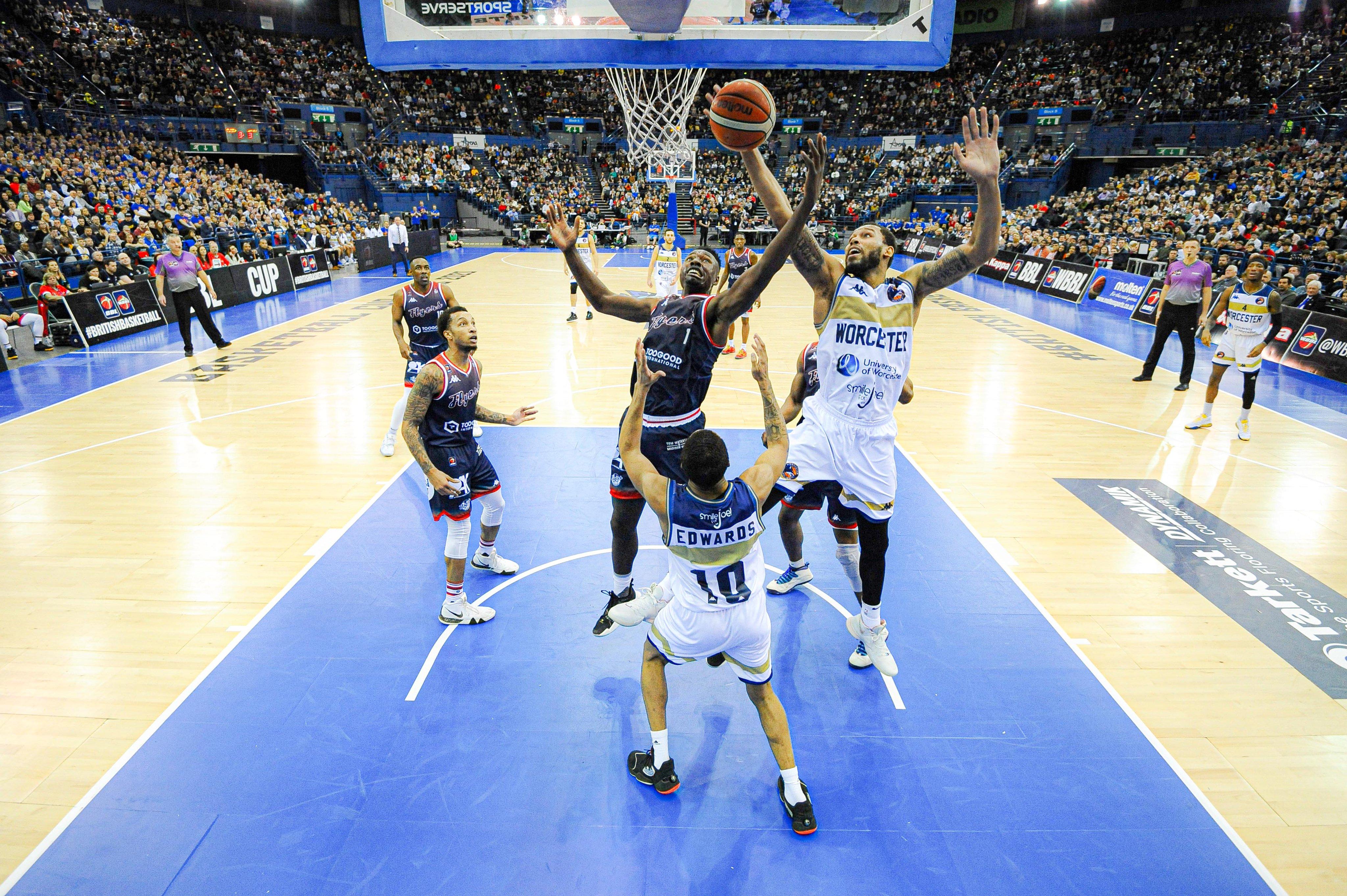 British Basketball League (BBL) Cup Finals