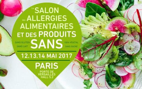 salon des allergies alimentaire, salon sans gluten