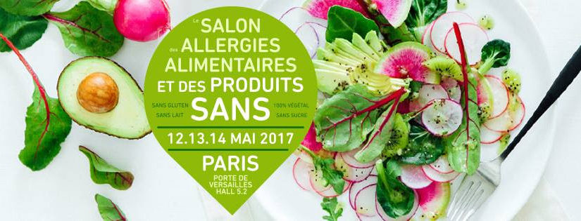 salon des allergies alimentaire, salon sans gluten