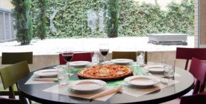 pizza sans gluten Madrid, glutentrip