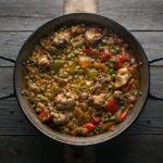 paella sans gluten, glutentrip